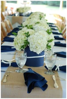 Nautical Welcome Party » Creating Couture Parties :: Party Blog