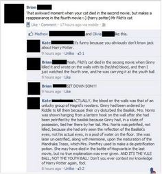 Times Harry Potter Nerds Called Out Stupid Muggles