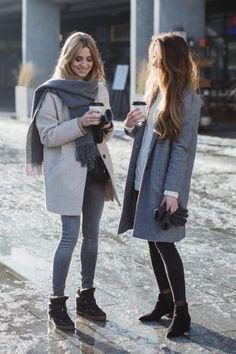 looks para o inverno Mode Herbst, Dänische Mode, Outfit Ideen, Damen Mode, 28df41e2e6