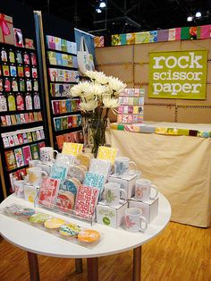 Our completed booth by airdrome, via Flickr