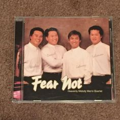 Fear Not by Heavenly Melody Men's Quartet (CD, Music, Christian, Male, Vocals)  #MensQuartetChristian