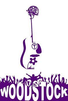 ☮ American Hippie ☮  Woodstock
