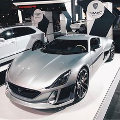 """363 Likes, 5 Comments - Daily Exotics 570   Nick (@dailyexotics570) on Instagram: """"Doesn't the Rimac look absolutely amazing!  Photo cred: @carlifestyle  Follow for more amazing…"""""""