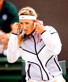 2014 Wimbledon Championships; Victoria Azarenka #WTA #Azarenka #Wimbledon
