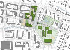 Bildungszentrum Tor zur Welt,Site Plan