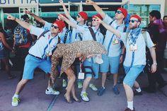 Dschungelcamp Kostum Selber Machen Diy Kostum Pinterest