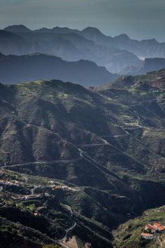 Valleys of Gran Canaria | Spain (by Andy McGarry)