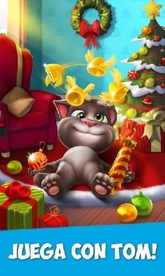 🥇Descargar My Talking Tom APK MOD v5.8.0.544 [Monedas/Entradas - Ilimitadas] - Mundoperfecto.net Toms, Cheating, Bowser, Android, Hacks, Hack Tool, Glitch, Blog, Fictional Characters