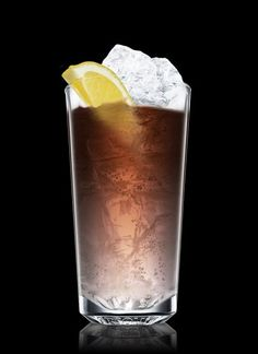 Black Pepper - Fill a chilled highball glass with ice cubes. Add Absolut Peppar. Top up with cola. Garnish with lemon. 1 Part Absolut Peppar, Cola, 2 Wedges Lemon