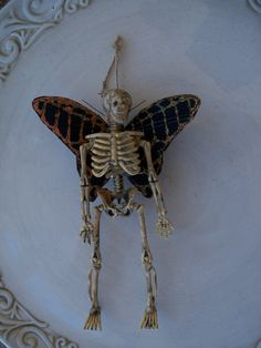 Fairy Halloween Decoration by JeanKnee on Etsy, $6.00