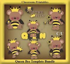 Queen Bee. =)  Google Image Result for http://classroom-printables.com/store/images/queen%2520bee%2520template%2520preview.png