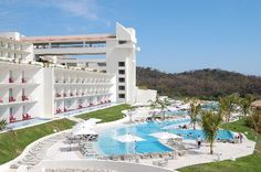 Secrets Huatulco Resort & Spa: From the Lunch/Spa Place