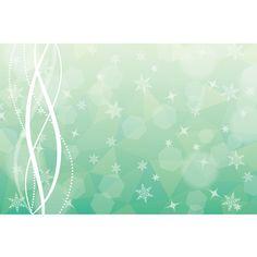 冬の背景フリーイラスト(抽象的な冬のモチーフ_縦波)