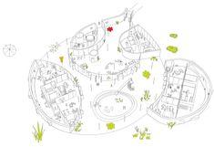 SANAA Centre cultural Taichung - Cerca con Google