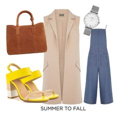 """""""summer to fall"""" by cathy-n-bali on Polyvore featuring Oasis, ALDO, MANGO, Topshop and Warehouse"""