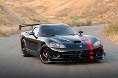 dodge viper, my ultimate dream car!
