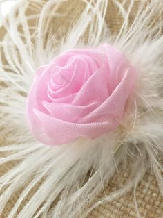 c67816bbea0fa 56 Best Flower Feather Fascinators by Fancy Girl images in 2019 ...