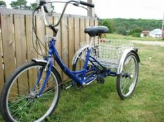 Finding The Best Adult Tricycle Bikes For You: Lens and article.
