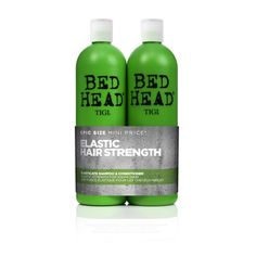 Buy TIGI Bed Head Elasticate Shampoo & Conditioner Tween Duo 2x 750ml from TreatYourSkin.com and receive free shipping worldwide.