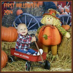 Gavin's first Halloween