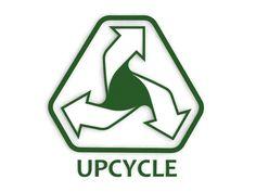 Logo Suprareciclagem [ upcycling icon. by maria coimbra from brazil ]