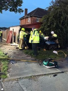 Police hunting driver who left woman badly hurt in Clayton crash horror