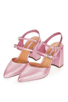 GLENDA Buckle Shoes