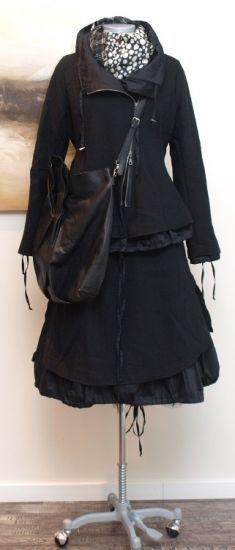 Jacket (rundholz) Winter 2013