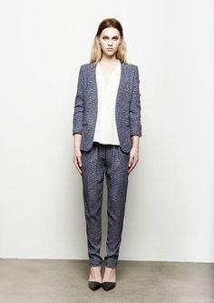 Kokoon fw13, grey, gray, suit