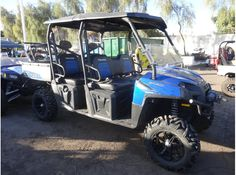 Ridenow Powersports of Chandler is the dealer of cheap used 2013 Polaris Ranger crew 800 Work/Utility ATV from Chandler, AZ, USA. Find 2013 Polaris Ranger crew 800 Work/Utility ATV for just $ 11999 at http://goo.gl/YNBSr8