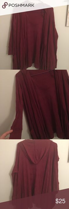 NWOT Light Cardigan NWOT Light Drape Cardigan. American Eagle Outfitters Sweaters Cardigans