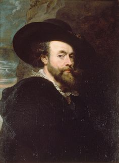 Peter Paul Rubens (1577 - 1640) - Self Portrait