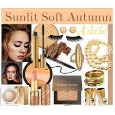 Adele-Sunlit Soft Autumn