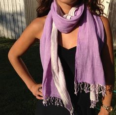 Beautiful Handcrafted Scarves come in a Organza Gift Bag, 10% of the proceeds are donated to SOS children's Villages in Thailand. Amazing boho, tie dye, silk, cotton, knit and woven scarves! Perfect for summer style and fall fashion.  #scarf #boho #style #fashion #hippie #scarves #fall #summer