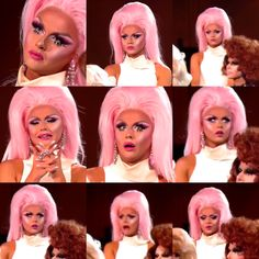 mood: farrah moan during season 9 reunion