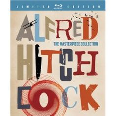 Alfred Hitchcock: The Masterpiece Collection (Limited Edition) in Blu-ray for $119.99 (reg. 299.98$)