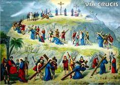 ¿Cómo se reza un Via Crucis?