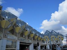 Cube Village - Architecture inspired by Mathematics