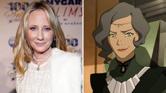 'Legend of Korra': First Look at Anne Heche's Character (Exclusive Photo)