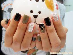 가을 네일아트 디자인 ◆ 요즘 유행하는 젤네일아트 :: 네이버 블로그