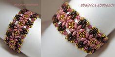 Annelies bracelet beaded by Cristina Hernandez