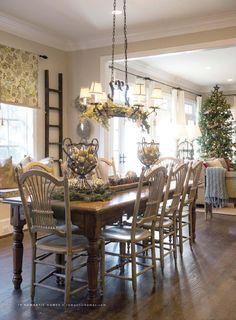 Romantic Home Ideas Christmas Decor Galore