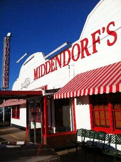 Middendorf's --Manchac Pass, La Home of GREAT thin fried catfish