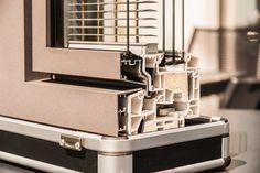 Fenster-Profilschnitt - Bei uns in Gramastetten in Oberösterreich, finden Sie eine große Auswahl an Fenster-Systemen bis ins kleinste Detail erklärt! Besuchen Sie auch unsere Website www.fenster-schmidinger.at