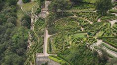 Les jardins suspendus de Marqueyssac- Vezac en Dordogne