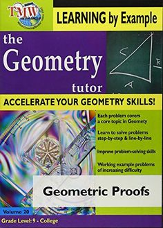 The Geometry Tutor: Geometric Proofs
