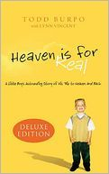Heaven is For Real. Such a great book!!