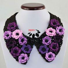 Wonderfull crochet collar