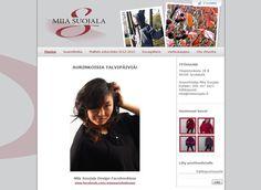 Miia Suojala on yrittäjä, joka toteuttaa unelmaansa – omaa vaatemallistoaan. Hän uudisti kotisivunsa Kotisivukoneen avulla ja on tyytyväinen sivujen helppokäyttöisyyteen.