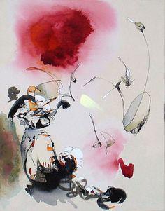 "Saatchi Online Artist Julia Pinkham; Painting, ""In The Flow"" #art"